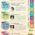 福井の緑は健康?